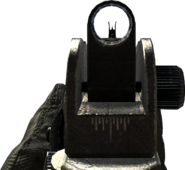 M16A4 Iron Sights MW2