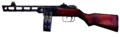 PPSh-41 3rd Person CoD