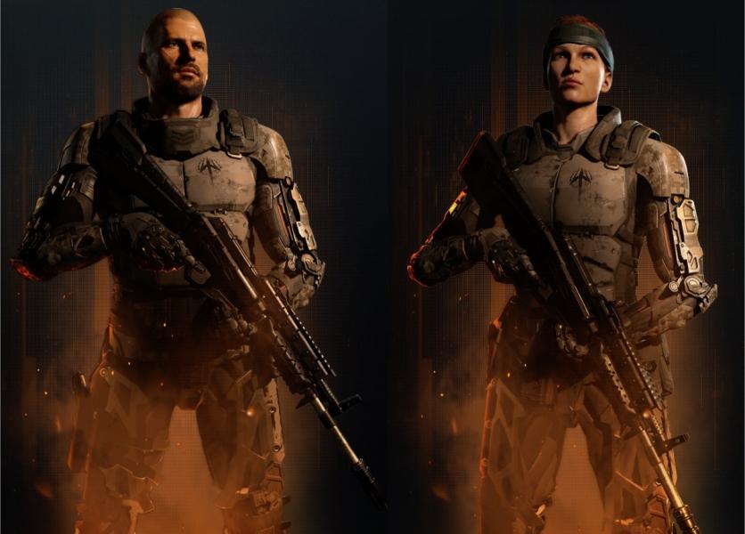 Gracz (Black Ops III)
