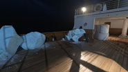 Tarcza balistyczna Voyage of Despair Tarcza Svalin tuba 3