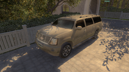 Автомобиль в миссии Исход