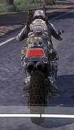 CODM мотоцикл в игре с водятлом2