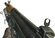 FN FAL Flamethrower Equipped BO