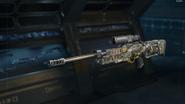 RSA Interdiction Gunsmith Model Jungle Tech Camouflage BO3