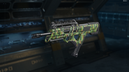 Vesper Gunsmith Model Contagious Camouflage BO3