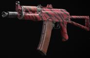 AK-74u Thrash Gunsmith BOCW