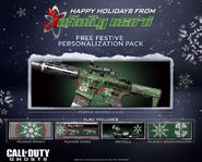 Ghosts Festive Pack