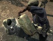 Poorafricanvillager