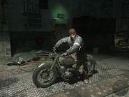 Reznov on motorbike
