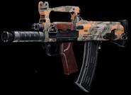 Groza Gunrunner Gunsmith BOCW