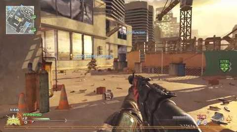 MW2 (NCN) Search And Destroy 10-0 Rushing with AK47