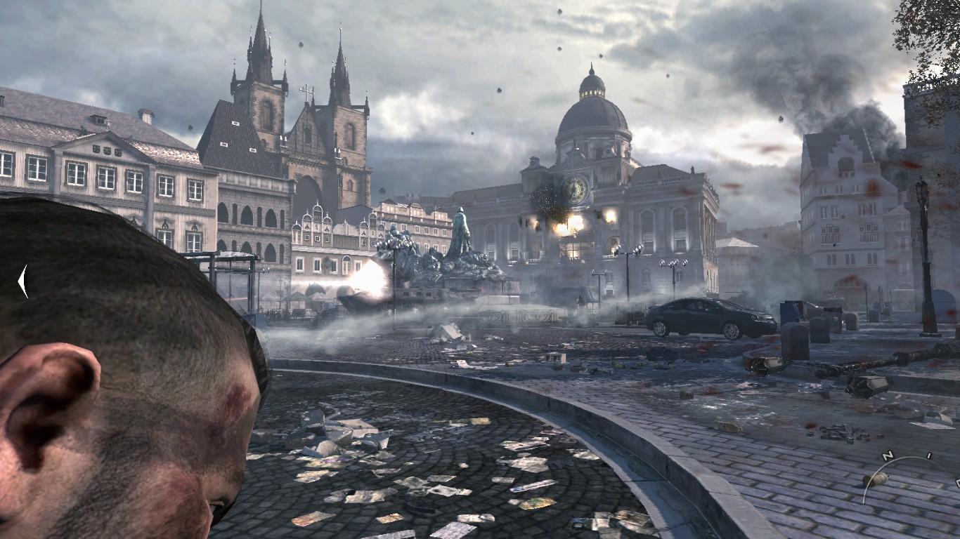 Prague Uprising