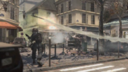 RPG Projectile MW3 trailer