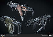 Black Ops 4 Saug 9mm Concepts