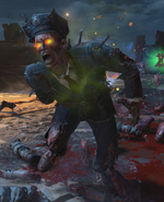 BrainRot Zombie BO4