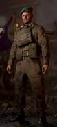 Britsh Commando Uniform WWII