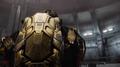 Bullet Brass Exoskeleton view 1 AW