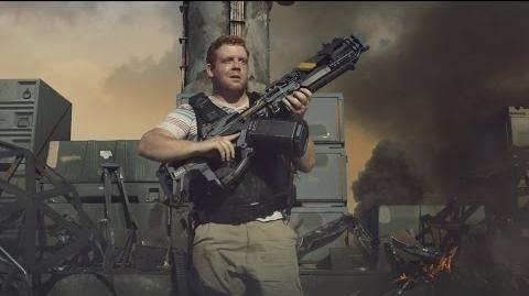"""Official Call of Duty® Black Ops III Live Action Trailer - """"Seize Glory"""""""