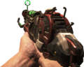 Pistolet-Laser Mark II BO2 (Vue)