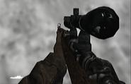 Kar98k sniper scope WaWFF