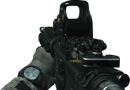 M4A1 Holographic Sight MW3