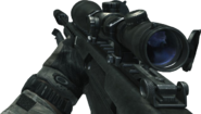 Barrett .50cal Silencer MW3