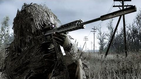 Call of Duty 4 Modern Warfare Pre-Alpha Build All Ghillied Up Walkthrough Xbox 360