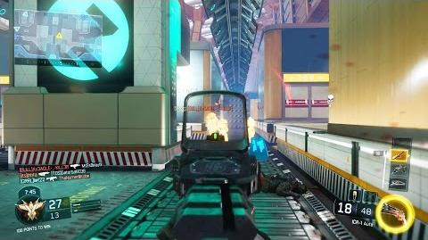 Call of Duty Black Ops 3 Online - Kill Confirmed at Metro Gameplay (Double XP!)