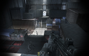 End of second hull atrium Crew Expendable CoD4