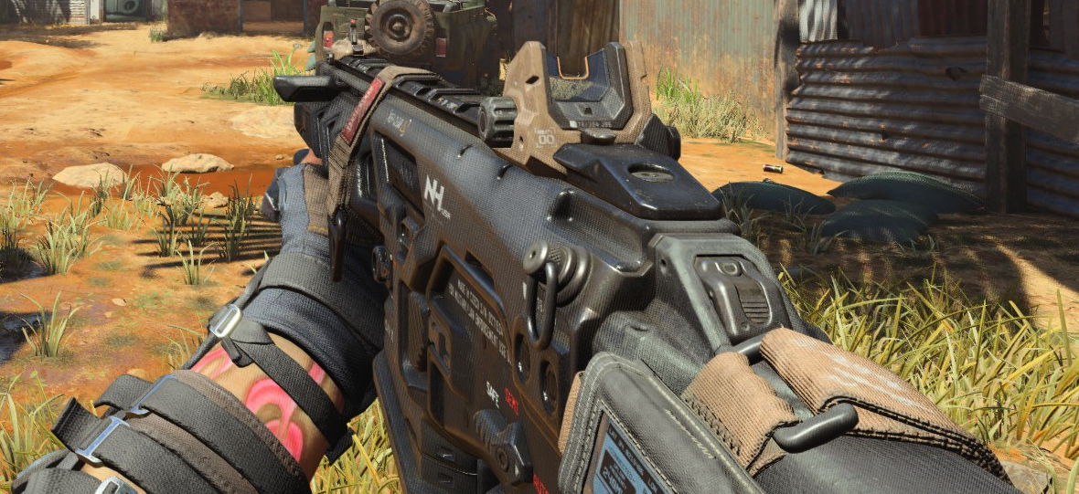 Upgraded weapons/Black Ops 4