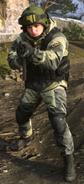 MW19 Allegiance Mil-Sim SMG Woodland