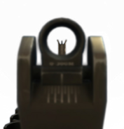 AA-12 Iron Sights MW3