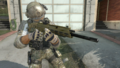 ACR 6.8 Red Dot Sight Third Person MW3