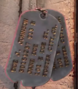 Kill Confirmed Dog Tags WWII