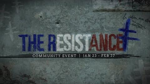 Official Call of Duty® WWII – The Resistance Event Trailer