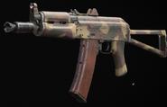 AK-74u Ambush Gunsmith BOCW