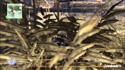 Modern Warfare 2 3rd Person GamePlay 2