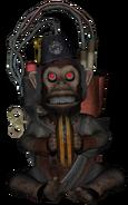 Monkey Bomb model BOII