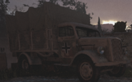 Opel Blitz WWII