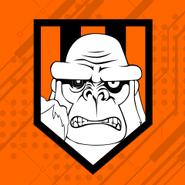 Silverback In Black achievement icon BO3