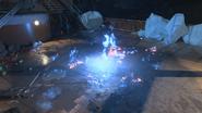 Wraith Fire flames BO4