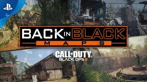 Call of Duty Black Ops III – E3 2018 Back in Black Maps Trailer PS4