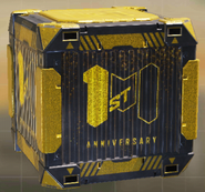 Care Package model 1st Anniversary CoDMobile