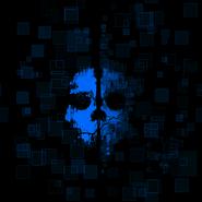 Ghosts Camouflage dark texture sheet BOII