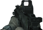 MP7 Holographic Sight MW3