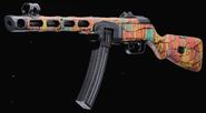 PPSh-41 Groovy Gunsmith BOCW