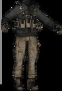 TF141 Desert Assault A MW2