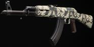 AK-47 Shards Gunsmith BOCW