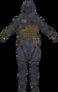 FBI Sniper model BOII
