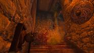 Kwasowa pułapka IX wieża Odyna wejście